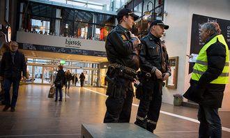 Publikum og politiet har fortsatt god kontakt, forteller de to politimennene i Bodø.