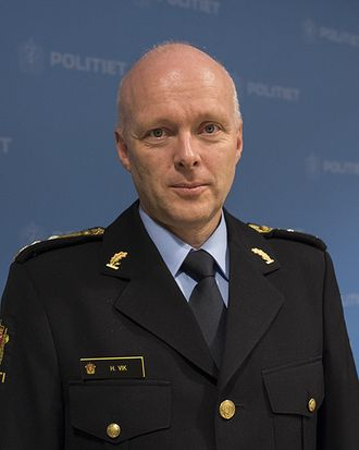 Hans Vik, kommende politimester i Sør-Vest.