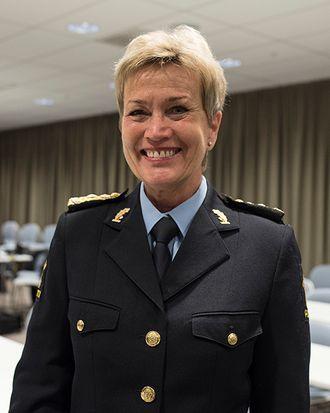 Kirsten Lindeberg fortsetter som politimester i Agder.