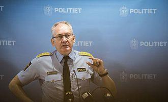 Så mye er klart: Bare bittelitt er klart fra nyttår, forteller politidirektør Odd Reidar Humlegård. Da starter endringsarbeidet for alvor i politiet.