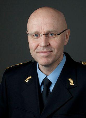 Vigleik Antun, ass. sjef i Kripos.
