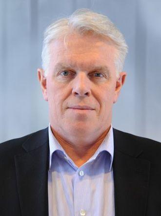 Hans Kristian Madsen i DSB.