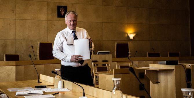 Sigurd Klomsæt, den tiltaltes forsvarer, da saken gikk i tingretten i fjor.