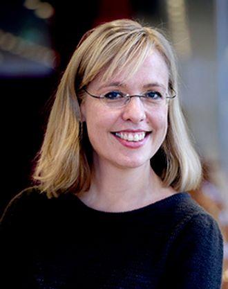 Åse Wetås, språkdirektør.