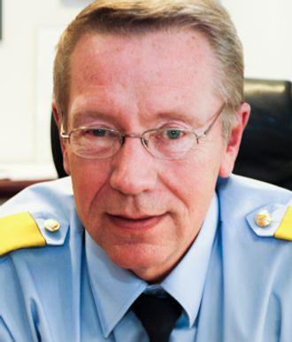 Roger Andresen, visepolitimester i Oslo.