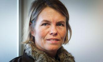 Marit Fostervold, visepolitimester i Trøndelag.