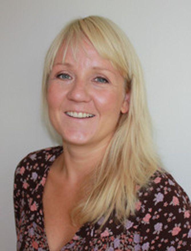 Stine Benjaminsen Nygård, leder i PF Telemark.