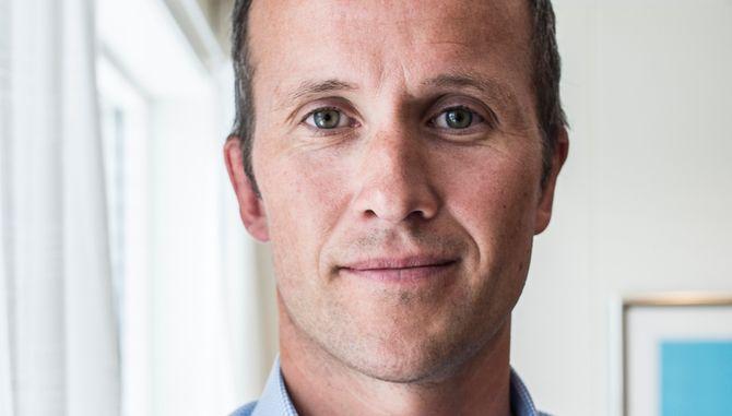 Frede Hermansen, avdelingsdirektør for økonomi, strategi og virksomhetsstyring i Politidirektoratet.