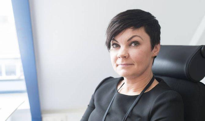 Anne Katrin Storsveen har selv opplevd å være mor i en sårbar situasjon.