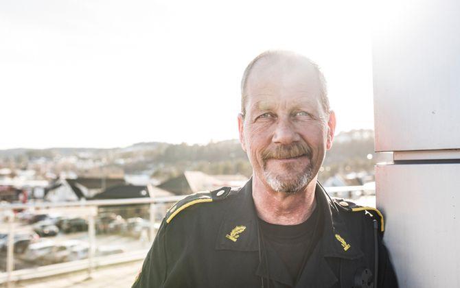 – Det er de godt voksne sitt ansvar å si ifra innad i politiet, mener Erik Gautefall. Han har stått opp for mange kolleger opp gjennom årene.