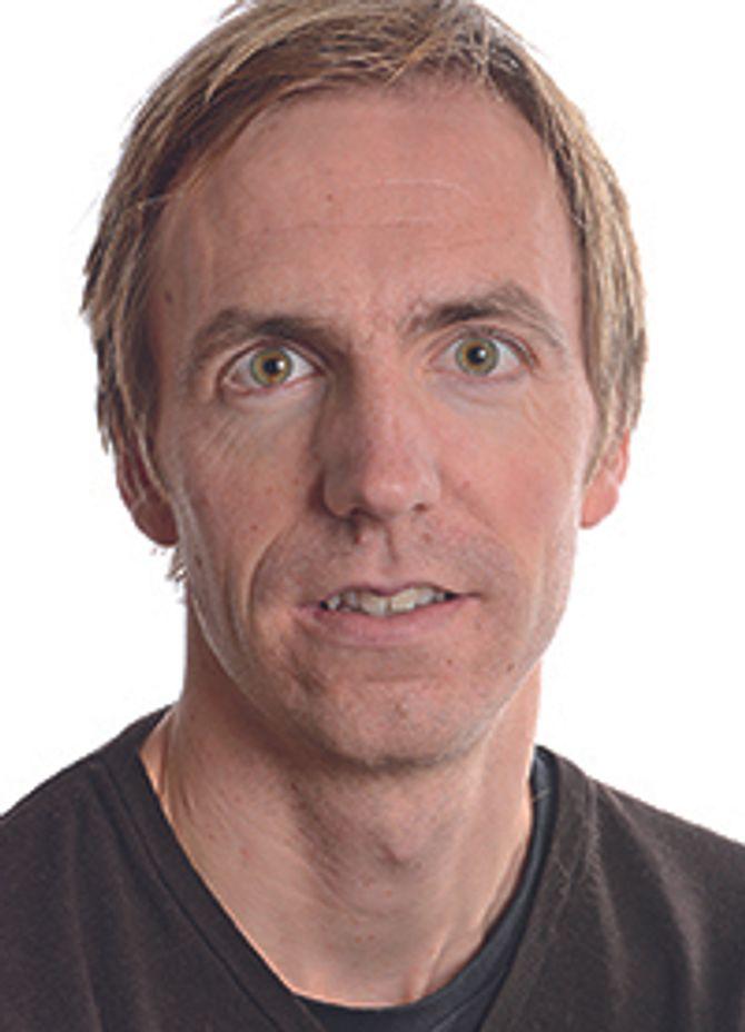 Helge Renå, kronikkforfatter.