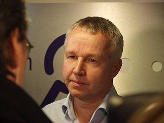 Jan Egil Presthus, sjef for Spesialenheten.