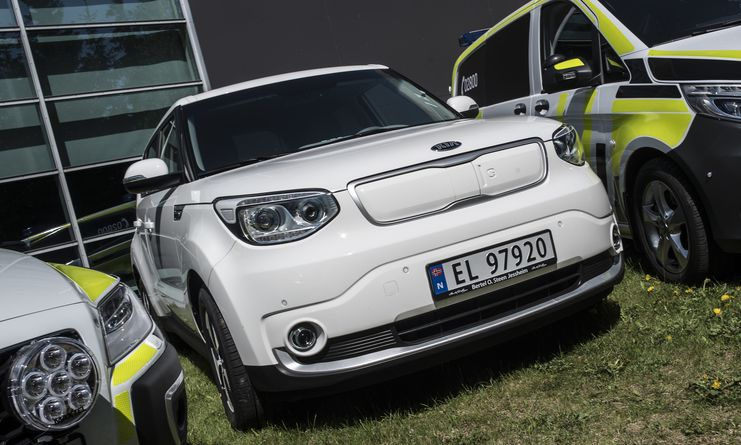 Kia Soul Electric er klar for etaten.