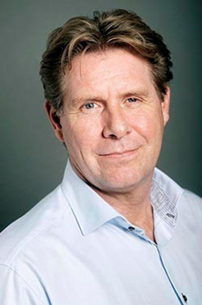 Claus Hartmann, nestleder i Politiforbundet i Danmark.