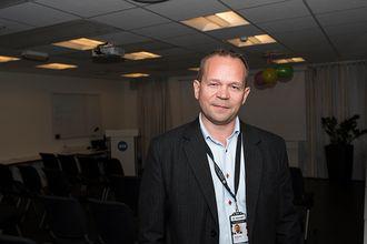 Jan Erik Thomassen i Politidirektoratet er fornøyd med at ansatte kan finne kunnskap lettere.