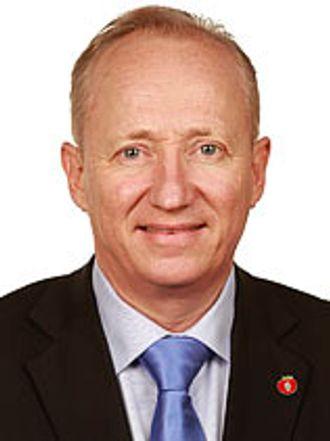 Gjermund Hagesæter (Frp) er statssekretær i justis- og beredskapsdepartementet.