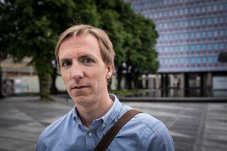 OUTSIDER: Helge Renå er akademiker uten politierfaring, men vil bruke sin kompetanse for å se på hendelsene 22. juli i et nytt lys. Fokuset er på strukturenes rolle.