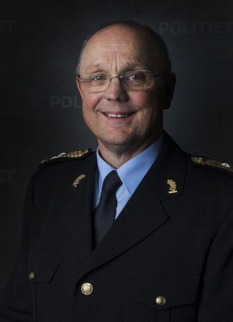 Ingar Bøen, politimester i Møre og Romsdal politidistrikt.