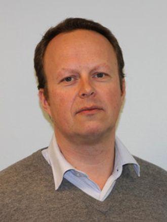 Jan Arne Kongsmo, lokallagsleder i Politiets Fellesforbund på Romerike.