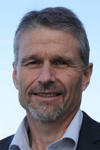 Geir Krogh, leder i Norges Politilederlag.