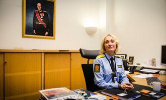 Rektor ved PHS, Nina Skarpenes.