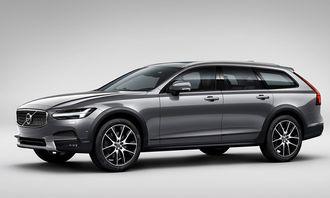 KUN SPEKULASJONER: Men Volvo V90 Cross Country kan bli erstatteren til volvo XC70, når politiet trenger enda flere nye hundebiler.
