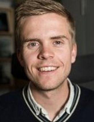 Torkjell Trædal, journalist i Politiforum.