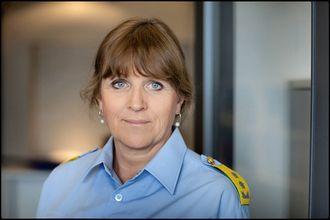Kristin Kvigne, direktør for politifag i Politidirektoratet.