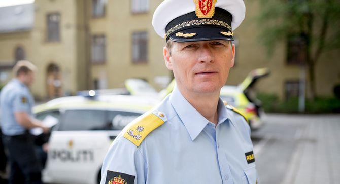 Tor Tanke Holm, assisterende rektor ved Politihøgskolen.