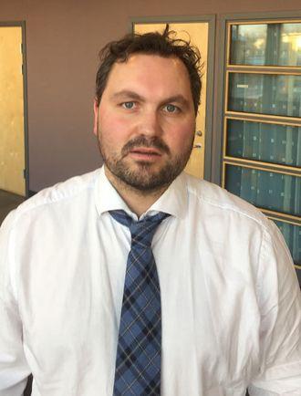 Stian Mæland, advokaten til den tiltalte.