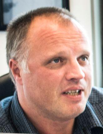 Oscar Lilleås, etterforsker i Møre og Romsdal politidistrikt.