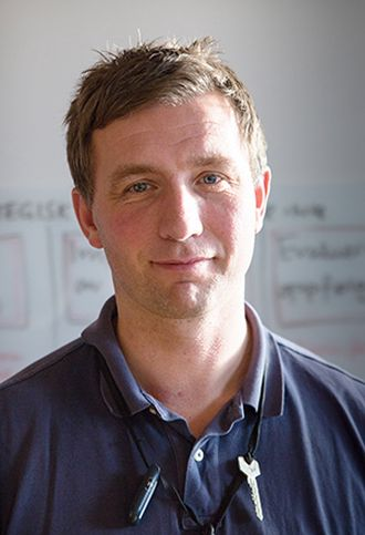 Ronny Andre Øvrebotten.