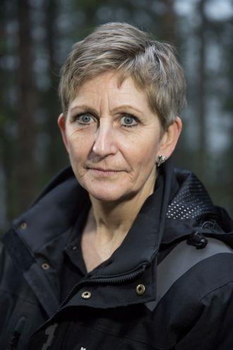 Eva Ragde har som andre kriminalteknikere et blikk for detaljene som de fleste andre ikke kan se.