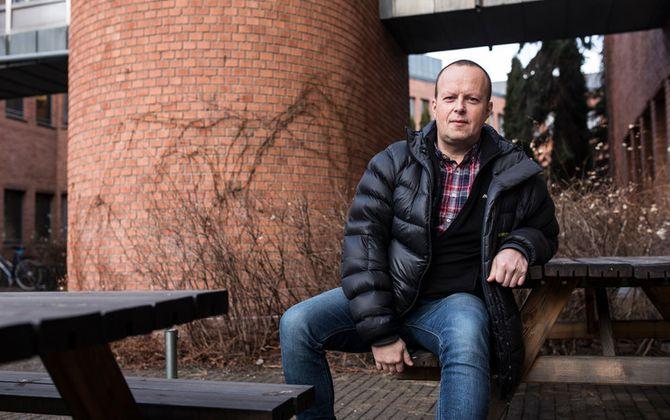 Lokallagsleder Jan Arne Kongsmo mener man må ufarliggjøre å uttale seg kritisk i hele landet.