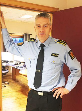Regionlensmann Andreas Nilsen sier de unge er viktige for miljøet.