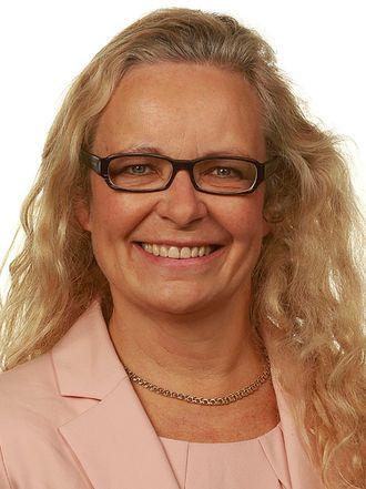 Ruth Grung fra Arbeiderpartiet.