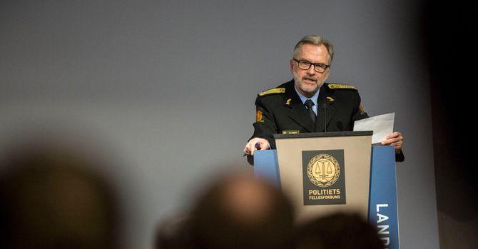 Politimester Hans Sverre Sjøvold mener det bør være mulig å ivareta satsningsområdene også i ny struktur.