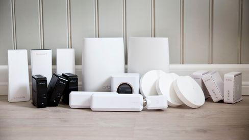 Mesh-produktene kjennetegnes ofte av enkelt oppsett og salg i trepakninger. Men de er gjerne ikke fullt så gode som kraftige rutere på tilpasningsmuligheter.