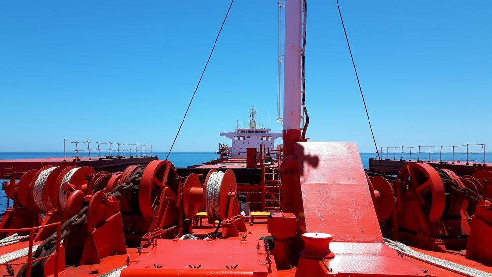 Norske skipsredere er opptatt av null- og lavutslippsteknologi også for deep sea-segmentet.
