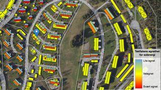 Skal lage bedre solkart for Norge