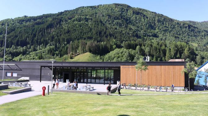 FUSJONERTE: Høgskulen i Sogn og Fjordane blir ein del av Høgskulen på Vestlandet. Arkiv
