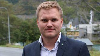 2.PLASS: Aleksander Øren Heen ligg godt an til å ta plassen bak Liv Signe Navarsete på lista. Arkivfoto