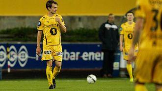 FÅR IKKJE SPELE: Henrik Furebotn vart klar for Sogndal denne veka, og får difor ikkje spele mot gamleklubben Bodø/Glimt i morgon.