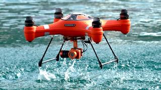 Her er en drone du kan ta med deg på fisketur