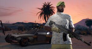 Bli en våpensmugler i Grand Theft Auto Onlines neste utvidelse