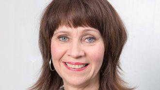 NØGD: Fylkesordførar Jenny Følling er nøgd med avtalen som vart underskriven i dag.