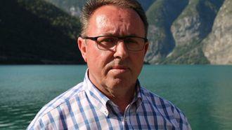 BREV: Ordførar i Årdal, Arild Ingar Lægreid (Ap), har sendt brev der han argumenterer for kvifor hans kommune skal ha lensmannskontor.