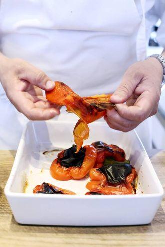 SVIDD: Brent paprika smakar meir.