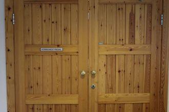LUKKA: Innsalet av ei cruisesatsing for kommunestyret i Lærdal, gjekk bak lukka dører.