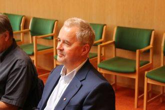SPENNANDE: Kåre Mentz Lysne og Arbeidarpartiet tykkjer cruise høyrest spennande ut, men vil ha ei mogleg satsing god belyst.